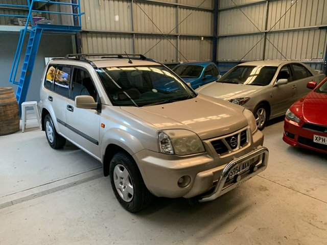 Discounted Used Nissan X-Trail ST, Lonsdale, 2002 Nissan X-Trail ST Wagon