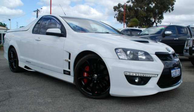 Used Holden Special Vehicles Maloo R8, Bellevue, 2010 Holden Special Vehicles Maloo R8 Utility