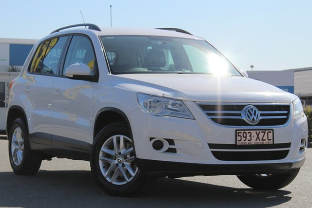 Used Volkswagen Tiguan 125TSI 4MOTION, Toowong, 2010 Volkswagen Tiguan 125TSI 4MOTION Wagon