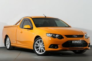 2014 Ford Falcon XR6 Ute Super Cab Utility.