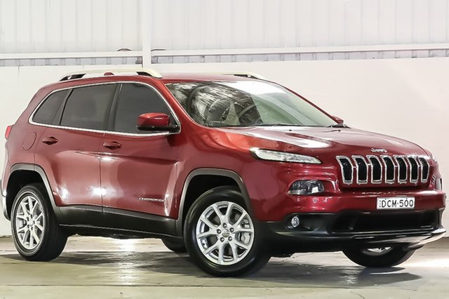 Used Jeep Cherokee Longitude, Laverton North, 2014 Jeep Cherokee Longitude Wagon