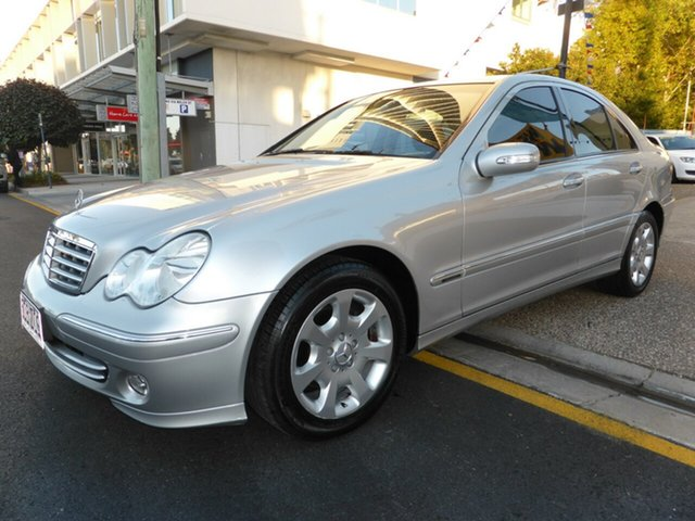 Used Mercedes-Benz C180 Kompressor Elegance, Southport, 2005 Mercedes-Benz C180 Kompressor Elegance Sedan