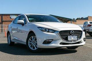 Demonstrator, Demo, Near New Mazda 3 Maxx Sport (5Yr), Mulgrave, 2018 Mazda 3 Maxx Sport (5Yr) BN MY18 Sedan