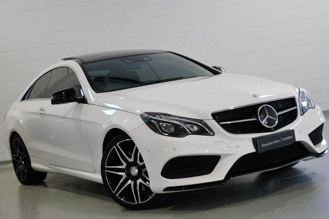 Used Mercedes-Benz E-Class E400 7G-Tronic +, Narellan, 2015 Mercedes-Benz E-Class E400 7G-Tronic + Coupe