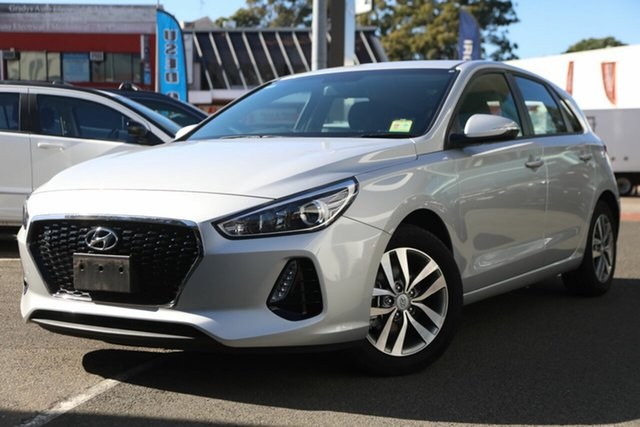 Used Hyundai i30 Active, Brookvale, 2018 Hyundai i30 Active Hatchback