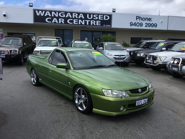 Used Holden Commodore SS, Wangara, 2003 Holden Commodore SS Utility