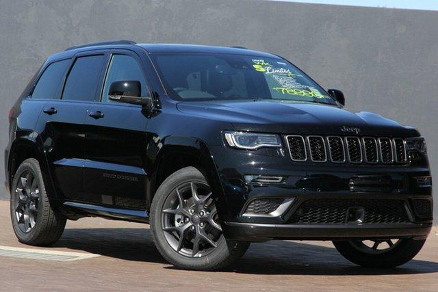 Discounted Demonstrator, Demo, Near New Jeep Grand Cherokee S-Limited, Warwick Farm, 2019 Jeep Grand Cherokee S-Limited SUV
