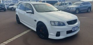 2011 Holden Commodore SV6 Sportwagon Wagon.