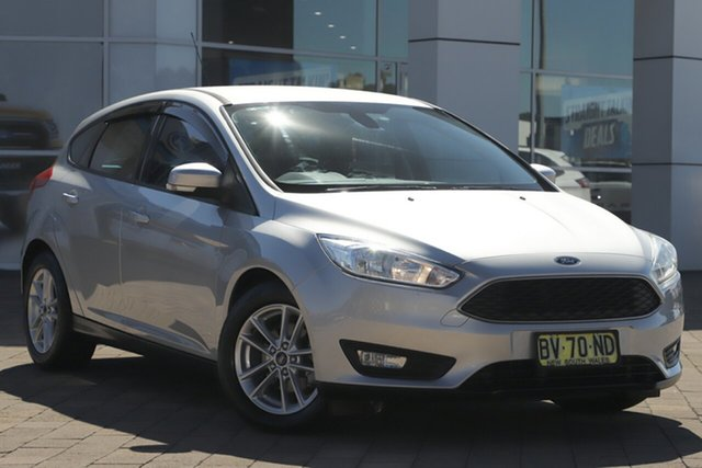 Discounted Used Ford Focus Trend, Narellan, 2016 Ford Focus Trend Hatchback