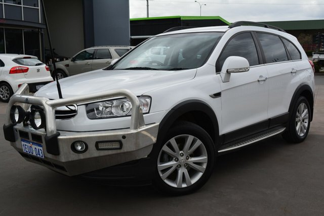 Used Holden Captiva 7 LT (4x4), Kewdale, 2015 Holden Captiva 7 LT (4x4) Wagon