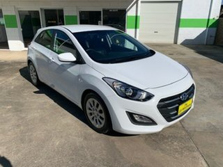 2015 Hyundai i30 Active Hatchback.