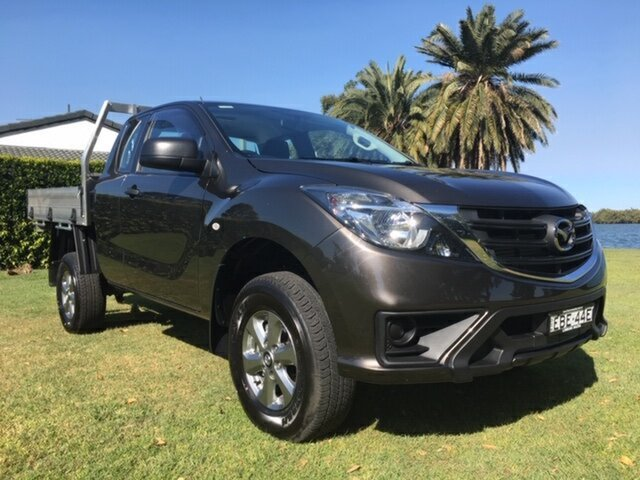 Used Mazda BT-50 XT Freestyle, Narellan, 2019 Mazda BT-50 XT Freestyle Cab Chassis