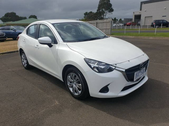 Used Mazda 2, Warrnambool East, 2017 Mazda 2 Sedan