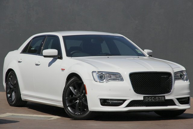 Discounted Demonstrator, Demo, Near New Chrysler 300 SRT Core, Warwick Farm, 2019 Chrysler 300 SRT Core Sedan