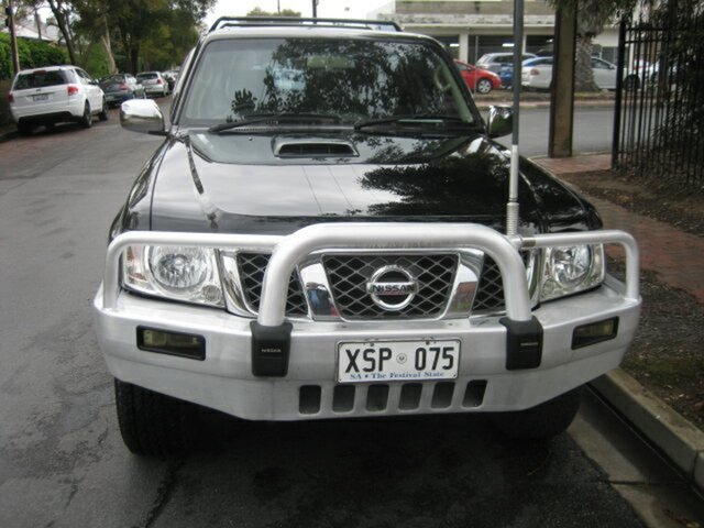 Used Nissan Patrol ST (4x4), Prospect, 2008 Nissan Patrol ST (4x4) Wagon