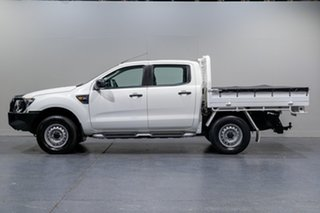 2015 Ford Ranger XL 3.2 (4x4) Dual Cab Chassis.
