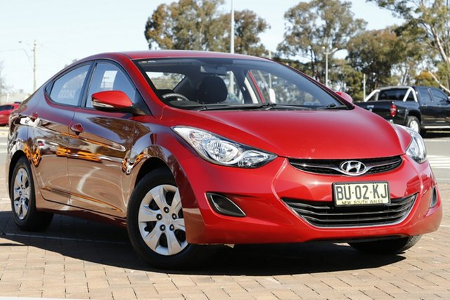 Discounted Used Hyundai Elantra Active, Warwick Farm, 2012 Hyundai Elantra Active Sedan