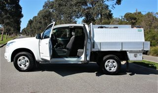2014 Holden Colorado LX Space Cab Cab Chassis.