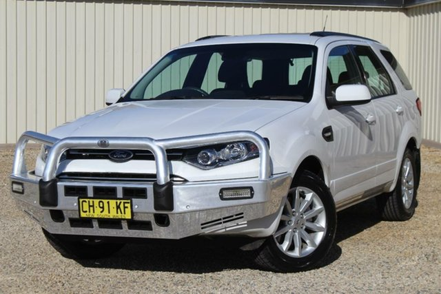 Used Ford Territory TS (RWD), Bathurst, 2016 Ford Territory TS (RWD) Wagon