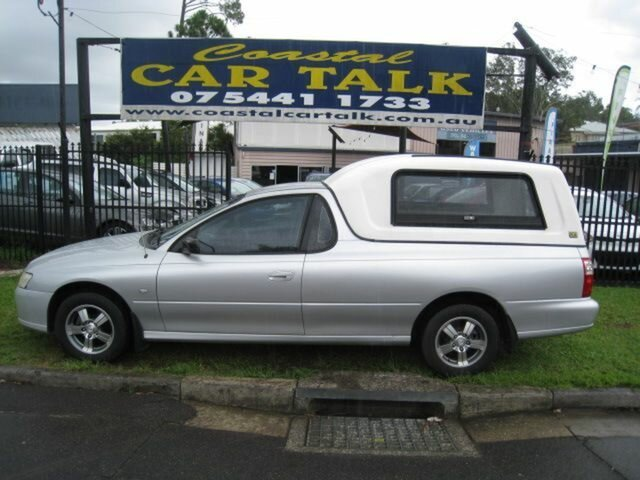 Used Holden Commodore, Nambour, 2006 Holden Commodore Utility