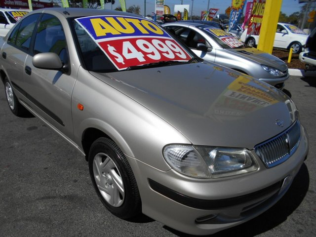 Used Nissan Pulsar ST, Slacks Creek, 2001 Nissan Pulsar ST Sedan