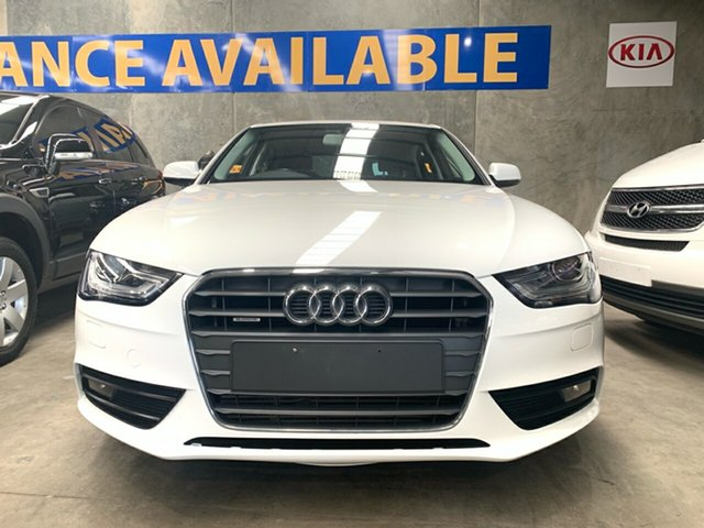Used Audi A4 Ambition S Tronic Quattro, Cranbourne, 2014 Audi A4 Ambition S Tronic Quattro Sedan