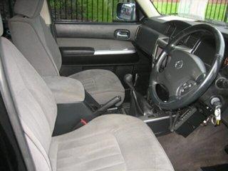 2008 Nissan Patrol ST (4x4) Wagon.
