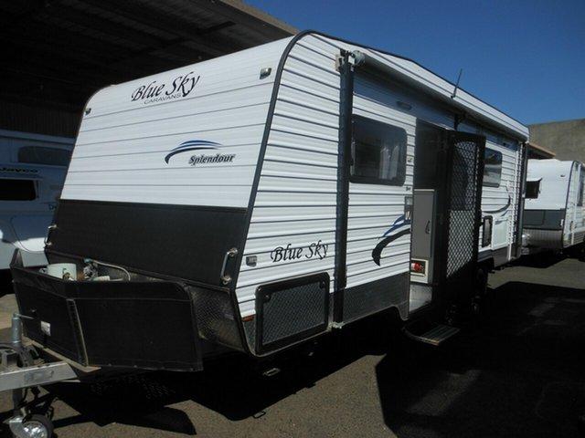 Used BlueSky Splendour, Pialba, 2016 BlueSky Splendour Caravan
