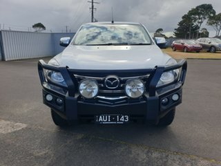 2018 Mazda BT-50 Dual Cab.