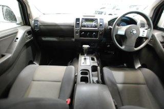 2013 Nissan Navara RX Utility.