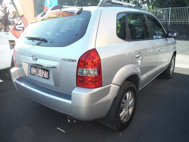 Used Hyundai Tucson City SX, East Lismore, 2009 Hyundai Tucson City SX 08 Upgrade Wagon