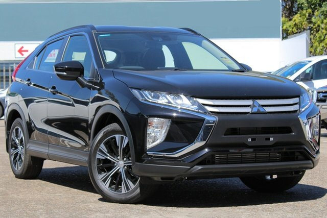 Demonstrator, Demo, Near New Mitsubishi Eclipse Cross ES 2WD, Bowen Hills, 2019 Mitsubishi Eclipse Cross ES 2WD Wagon