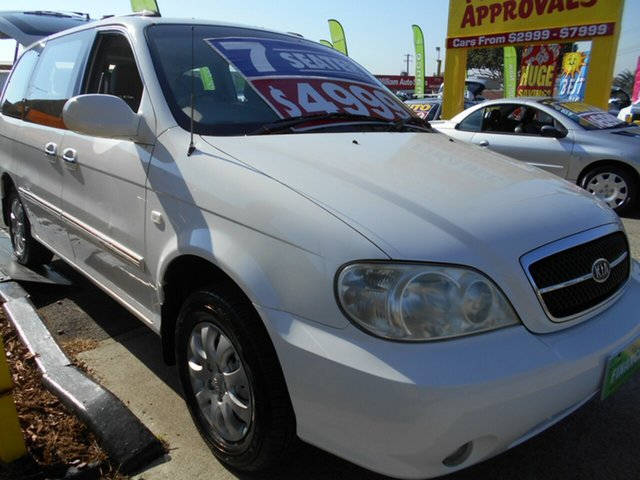 Used Kia Carnival LS, Slacks Creek, 2005 Kia Carnival LS Wagon