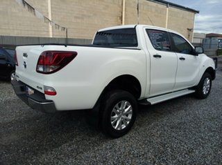 2012 Mazda BT-50 XT (4x4) Dual Cab Chassis.