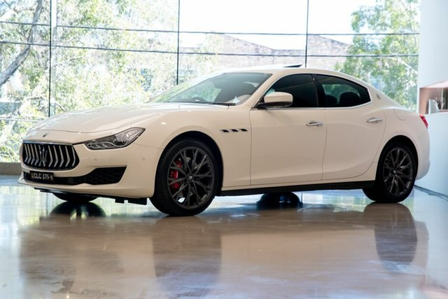 Used Maserati Ghibli, Waterloo, 2018 Maserati Ghibli Sedan