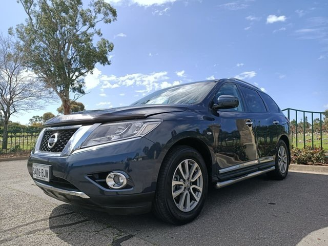 Used Nissan Pathfinder ST-L X-tronic 4WD, Enfield, 2014 Nissan Pathfinder ST-L X-tronic 4WD Wagon