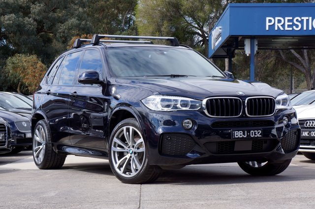 Used BMW X5 xDrive30d, Balwyn, 2016 BMW X5 xDrive30d Wagon