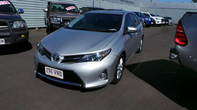 Used Toyota Corolla Ascent Sport S-CVT, Morayfield, 2015 Toyota Corolla Ascent Sport S-CVT Hatchback