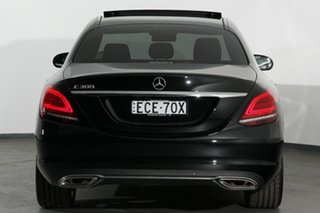 2019 Mercedes-Benz C-Class C300 9G-TRONIC Sedan.