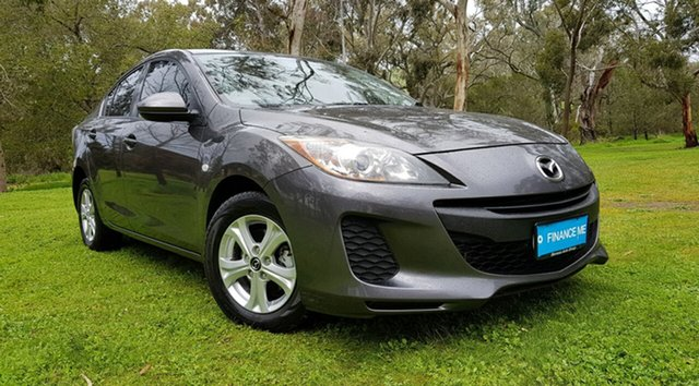 Used Mazda 3 Neo Activematic, Tanunda, 2013 Mazda 3 Neo Activematic Sedan