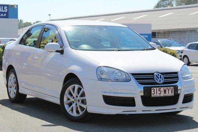 Used Volkswagen Jetta 103TDI DSG, Bowen Hills, 2010 Volkswagen Jetta 103TDI DSG Sedan