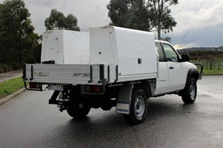 2008 Mazda BT-50 DX+ Freestyle Cab Chassis.