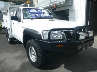 2015 Nissan Patrol DX Cab Chassis.