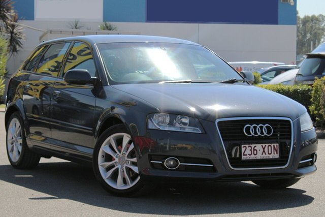 Used Audi A3 Ambition Sportback S Tronic, Beaudesert, 2011 Audi A3 Ambition Sportback S Tronic Hatchback