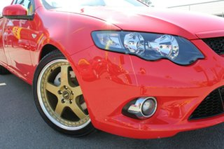 2010 Ford Falcon XR6 Ute Super Cab Turbo Utility.