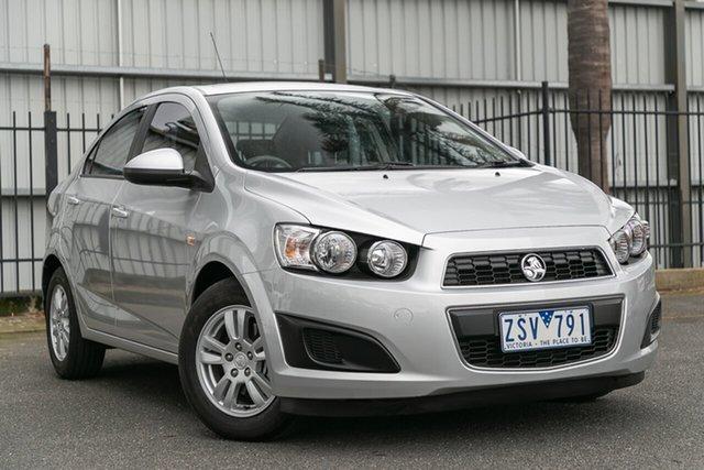 Used Holden Barina, Oakleigh, 2012 Holden Barina TM Sedan