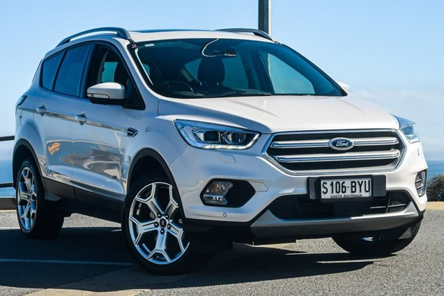 Used Ford Escape Titanium, Reynella, 2018 Ford Escape Titanium Wagon