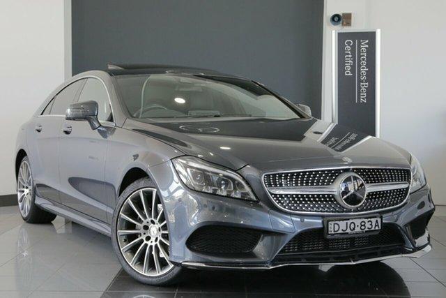 Used Mercedes-Benz CLS-Class, Warwick Farm, 2015 Mercedes-Benz CLS-Class Sedan