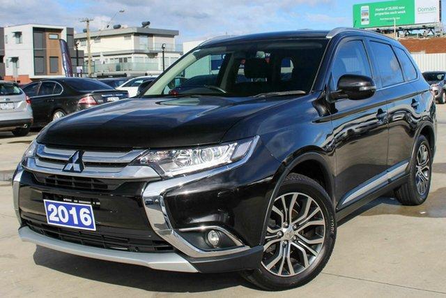 Used Mitsubishi Outlander XLS 4WD, Coburg North, 2016 Mitsubishi Outlander XLS 4WD Wagon