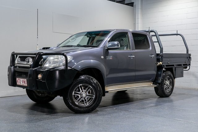Used Toyota Hilux SR5 (4x4), Slacks Creek, 2009 Toyota Hilux SR5 (4x4) Dual Cab Pick-up